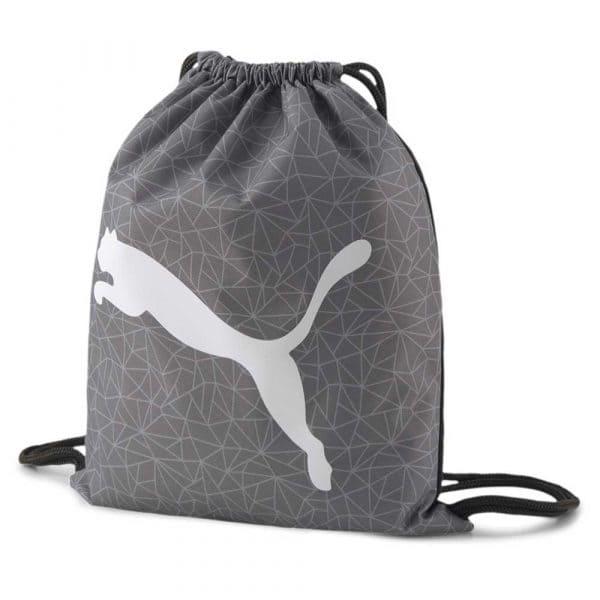 Sporttaschen - Puma Beta Turnbeutel Ultra Gray AOP - Onlineshop Southbag