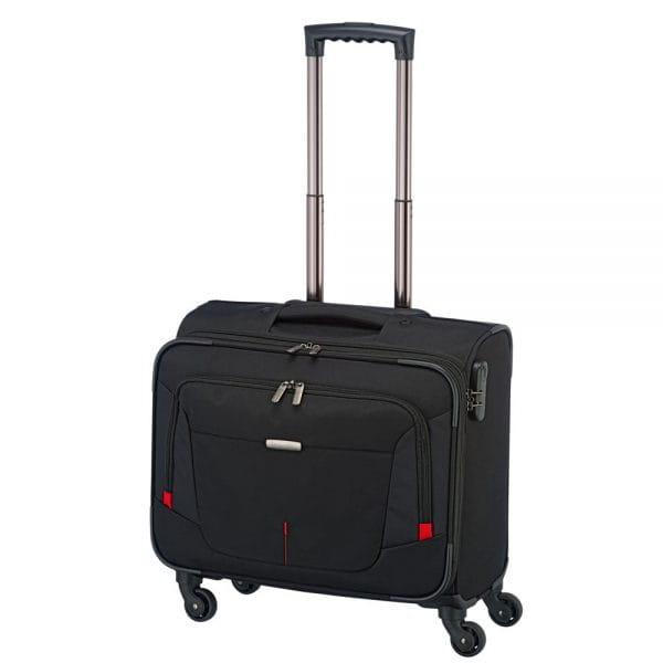 Travelite At Work Businesswheeler 43 cm Schwarz 1