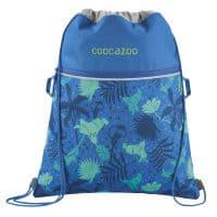 coocazoo RocketPocket2 Turnbeutel Tropical Blue