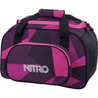Nitro Duffle Bag XS Sporttasche Fragments Purple