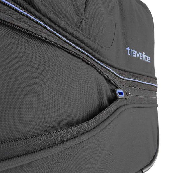 Travelite Basics Trolley Reisetasche S 55 cm Schwarz Zusatzbild-5