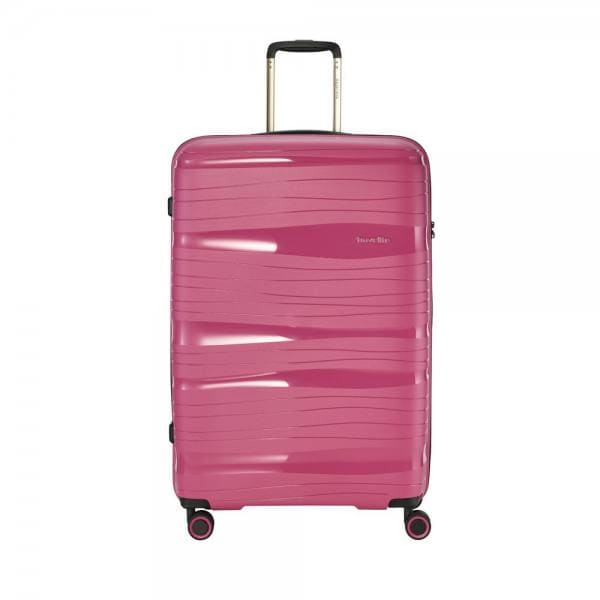 Travelite Motion 4-Rollen Trolley L 77 cm Bonbon