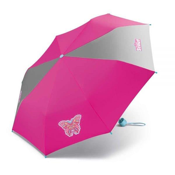Accessoires - Scout Kinder Regenschirm Butterfly - Onlineshop Southbag