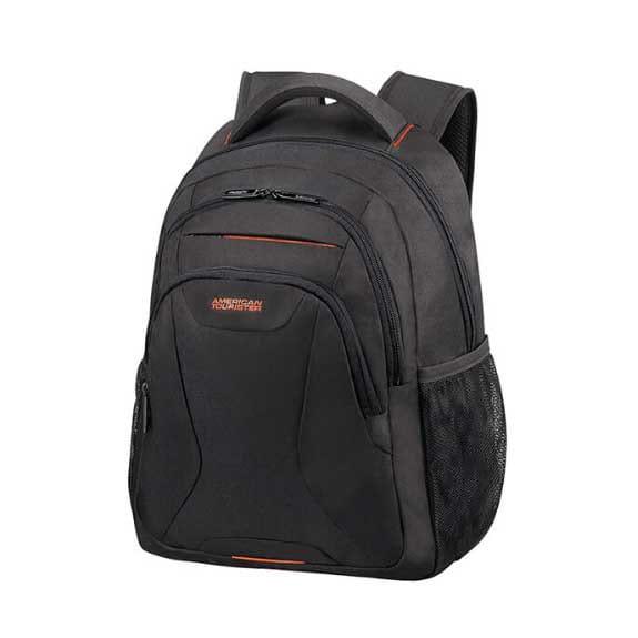 American Tourister at Work Laptop-Rucksack 13,3-14,1 Zoll Black-Orange