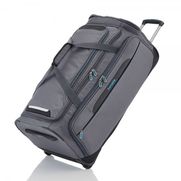 Travelite Crosslite Trolley Reisetasche L 79 cm Anthrazit