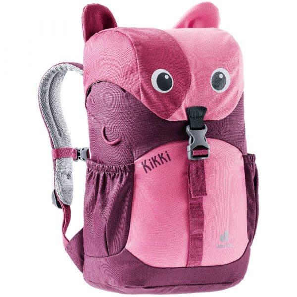Deuter Kikki Kinderrucksack Pink-Maron