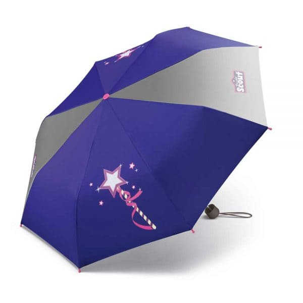 Accessoires - Scout Kinder Regenschirm Magic Wand - Onlineshop Southbag