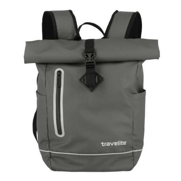 Travelite Basics Roll-Up Rucksack Anthrazit Zusatzbild-2