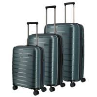 Travelite Air Base Trolley-Set 3tlg S-M-L Aqua