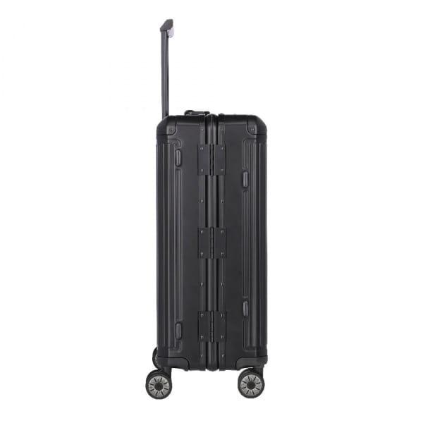 Travelite Next 4-Rollen Trolley M 67 cm Schwarz Zusatzbild-5