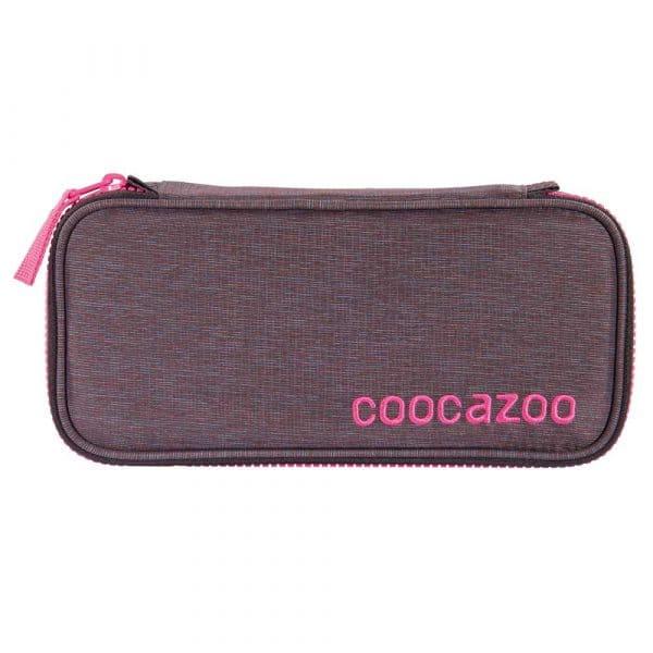 coocazoo PencilDenzel Schlamperetui Pink Leo