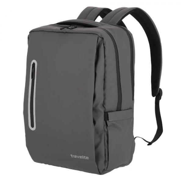 Travelite Basics Boxy Rucksack Anthrazit