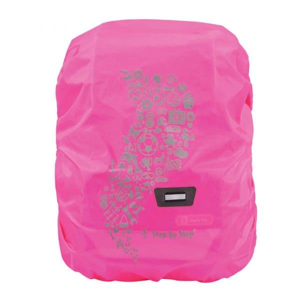 Step by Step Regen- und Sicherheitshülle Medium Pink