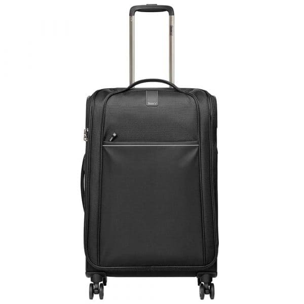 Stratic Unbeatable IV 4-Rollen Trolley M 70 cm Black