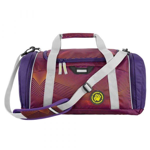 Coocazoo Sporttasche SporterPorter Soniclights Purple