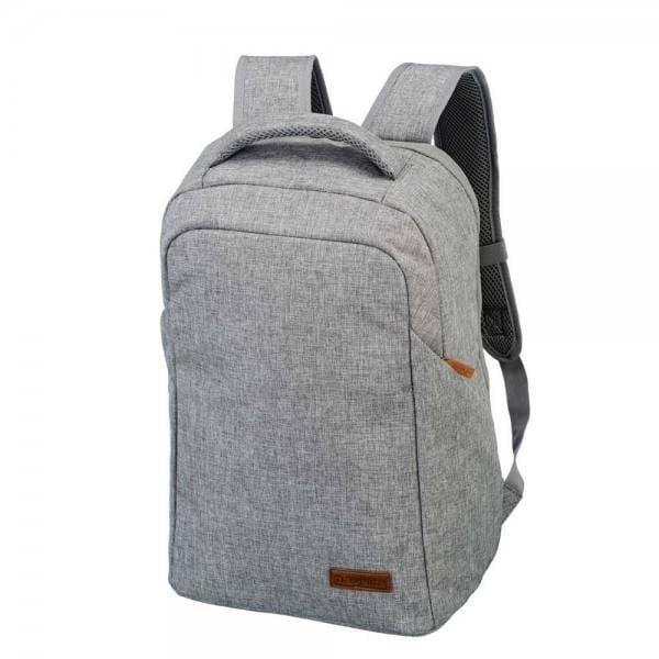 Travelite Basics Safety Rucksack Hellgrau