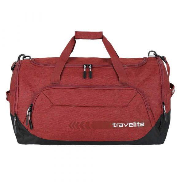 Travelite Kick Off Freizeittasche L Rot 2019 Zusatzbild-2