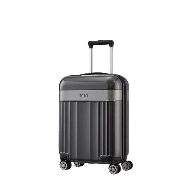 Titan Spotlight Flash 4-Rollen Trolley S 55 cm Anthracite 1