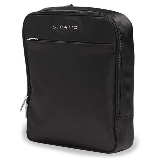 Stratic Pure Messenger Bag L Black