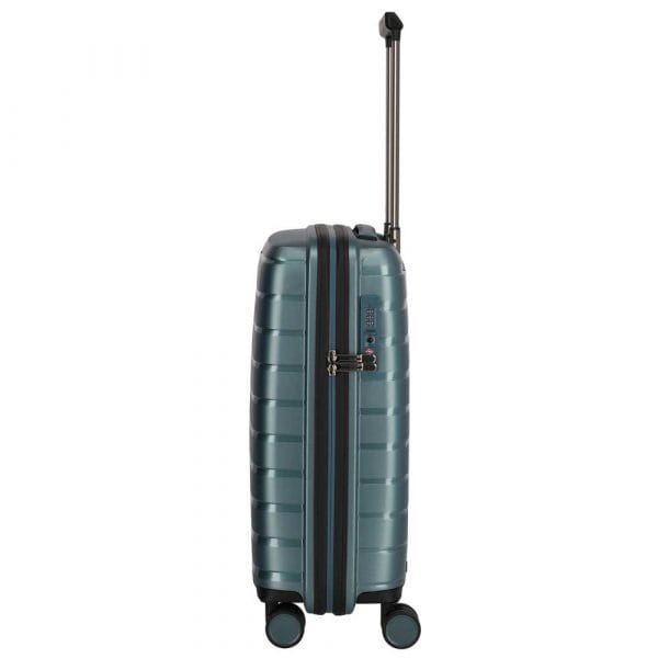 Travelite Air Base 4-Rollen Trolley S 55 cm Eisblau Zusatzbild-2