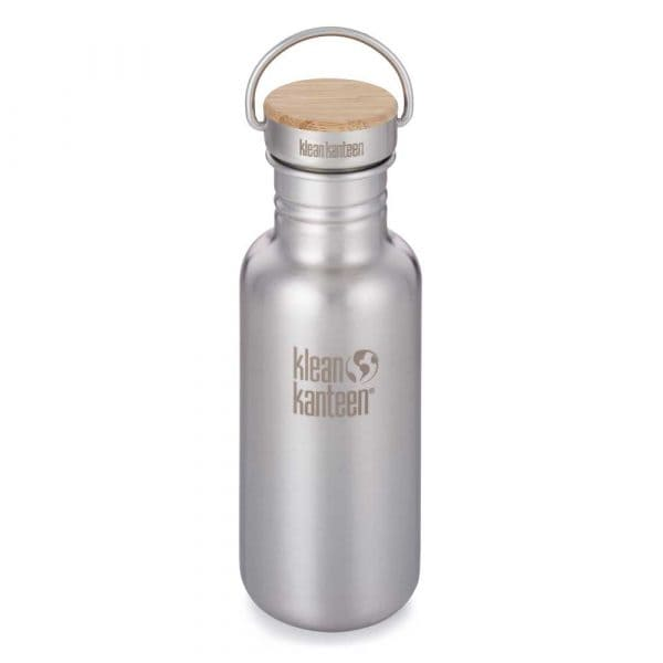 Klean Kanteen Reflect Trinkflasche 532ml Brushed Stainless II
