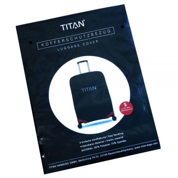 Titan Luggage Cover Kofferschutzhülle S 1
