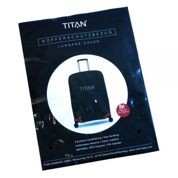 Titan Luggage Cover Kofferschutzhülle M+