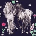 Flower Horses