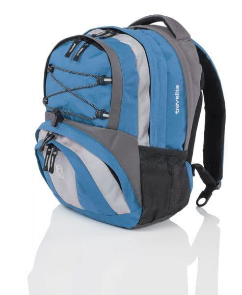 Travelite Basics Multifunktionsrucksack Blau